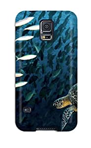 CharlesRaymondBaylor Fashion Protective Turtle Case Cover For Galaxy S5 wangjiang maoyi