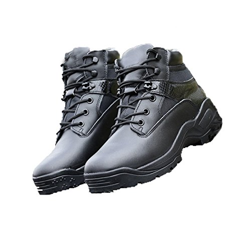 Zapatos Para Caminar Al Aire Libre De Los Hombres Para Ayudar Baja La Cremallera De Varios Tamaños Multicolor Black
