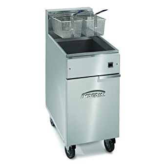 Amazon.com: Imperial Commercial Fryer Electric-Tube Fired
