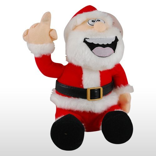 Ahorre 35% - 70% de descuento Farting Santa Pull My Finger Doll by by by Cocheol Wright Gifts  suministramos lo mejor