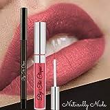Naturally Nude Rosè''Premium Long Lasting Matte Lip Kit   Ultra Wear Cliquestick Lipstick and Liner Pencil Set   By The Clique