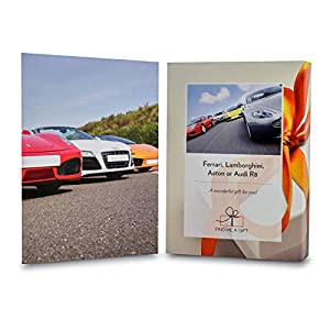 Activity Superstore Driving Experience Days Gift Experience Voucher – Get behind the wheel of one of these amazing…