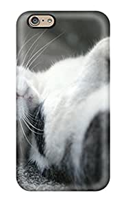 ZippyDoritEduard OTtnxnd4215CwFsE Case Cover Skin For Iphone 6 (bored Looking Cat)