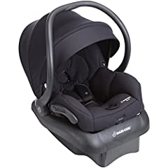 Happy Travels are Ahead Introducing one of the lightest infant car seats in its class, with an ergonomic handle that provides extra comfort for parents while carrying. Transferring from the stay-in-car base to a Maxi-Codi, Quinn, or other pre...