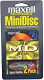 : MAXELL GMD-74/2 Gold Recordable Mini Discs (Discontinued by Manufacturer)