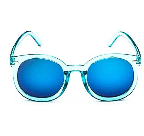 Mafas de Marco de Fotos Cumpleaños Viajes Brillante Accesorios Sol Regalo Playa Glasses Carisma Plástico de Azul Gafas Mujer para Niña Rojo Polarizadas Mango Mujeres de Gespout 1pcs 75vgawx8