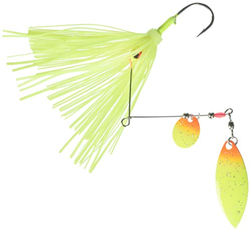 (Northland Tackle RRTW4C-108 Reed-Runner Classic Tandem 6/Bag Bait, Sunrise, 1/4)