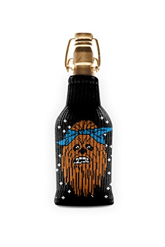 FREAKER Fits Every Bottle Can Beverage Insulator, Stops Bottle Sweat, Tupacca Tupac Chewbacca Star Wars