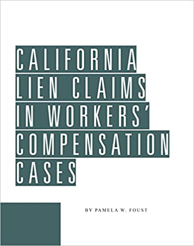 Book California Lien Claims in Workers' Compensation Cases