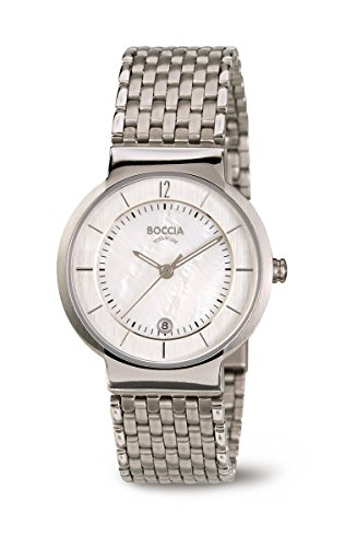 3123-13 Boccia Titanium Ladies Watch