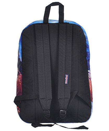 JanSport High Stakes Backpack- Sale Colors (Multi Agate Skies)