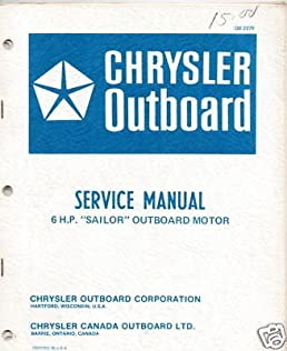 Chrysler outboard repair user manuals user manuals array 1978 chrysler outboard 6 hp sailor service manual chrysler fandeluxe Images
