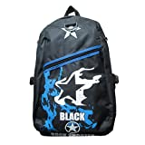 Vocaloid Black Rock Shooter Backpack Bag 18 x 14.5 Inches, Bags Central