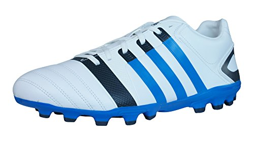 adidas FF80 Pro TRX AG II Hombres Rugby Botas White