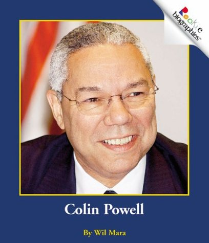 Download Colin Powell (Rookie Biographies) pdf epub