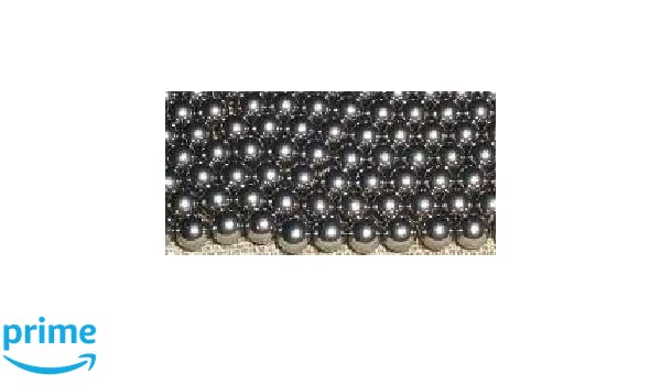 300 1//8 Inch Stainless Steel Bearing Balls G25 BC Precision SS1074
