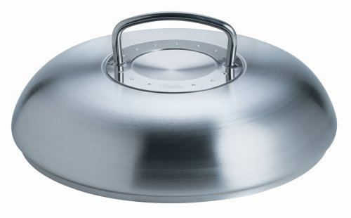 Fissler FIS1472 Original Pro Collection Frypan Lid, 12.6 Inch, Stainless Steel by Fissler
