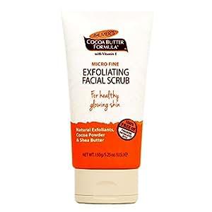 Palmer's Micro Fine Exfoliating Facial Scrub For Healthy Glowing Skin, 5.25 oz