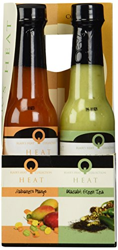 - Blair's Heat Mini 4 Pack Hot Sauce