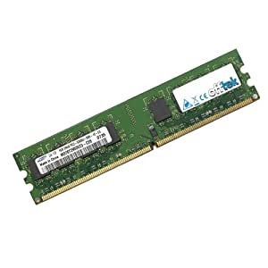 512MB RAM Memory for HP-Compaq Presario SR5370CF (DDR2-5300 - Non-ECC) - Desktop Memory Upgrade