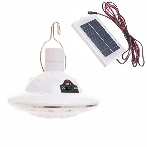 Yeshi 22led Camping Lanternes Energie Solaire Telecommande Ac Dc
