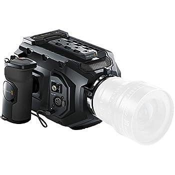 Blackmagic Design URSA Mini 4K Digital Cinema Camera EF-Mount CINECAMURSAM40K/EF