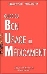 Guide du bon usage du médicament