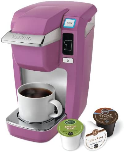 Keurig K10 Mini Plus Brewing System, Orchid