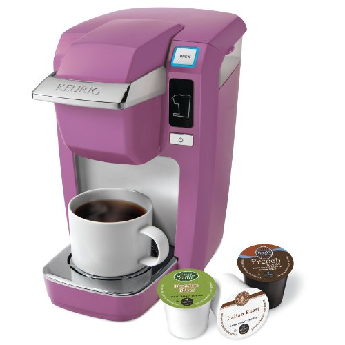 Keurig K10 Mini Plus Brewing System, Orchid Review