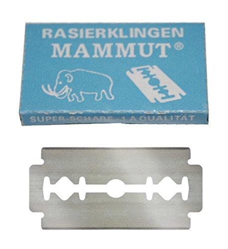 Rasierklingen Mammut super scharf 5 Stück (9695)