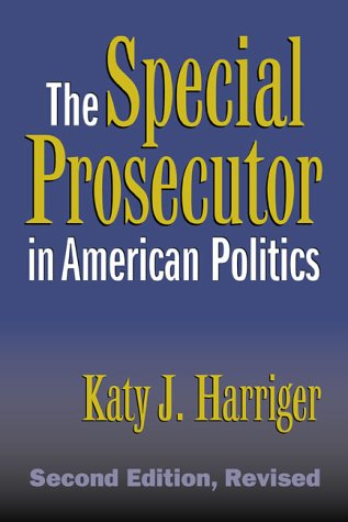 Katy Harriger Publication