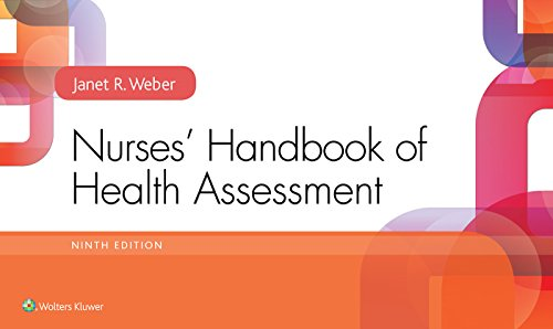 1496344545 - Nurses' Handbook of Health Assessment