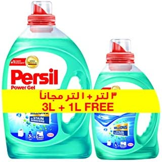 5f26112b687 Persil High Foam Power Gel Top Load - Pack Of 2 Pieces (3 Liter + 1 Liter)