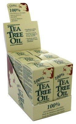 Gena Tea Tree Oil 0.5oz (6 Pieces)