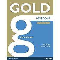 Gold advanced - Libro de curso,  con la expansión en línea ( para colegios )