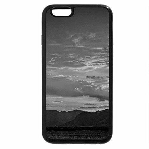iPhone 6S Plus Case, iPhone 6 Plus Case (Black & White) - Here's come the sun!