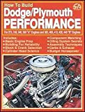 How to Build a Dodge Plymouth Performance, Schreib, Larry, 0931472032