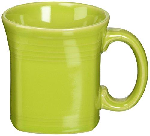 fiesta ware square mug - 1