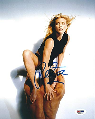 Peta Wilson Autographed Signed 8x10 Photo Model Superman Returns La Femme Nikita PSA/DNA1004