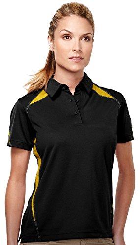 Tri-Mountain Performance Polyester Birdseye Mesh Polo Shirt - KL124 -