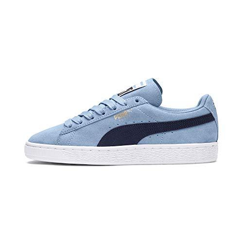 Cerulean Puma WN's Suede peacoat Sneakers Classic Damen wZ1zq