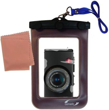 Estuche a Prueba de Agua diseñado para la cámara Leica D-LUX 4: Amazon.es: Electrónica