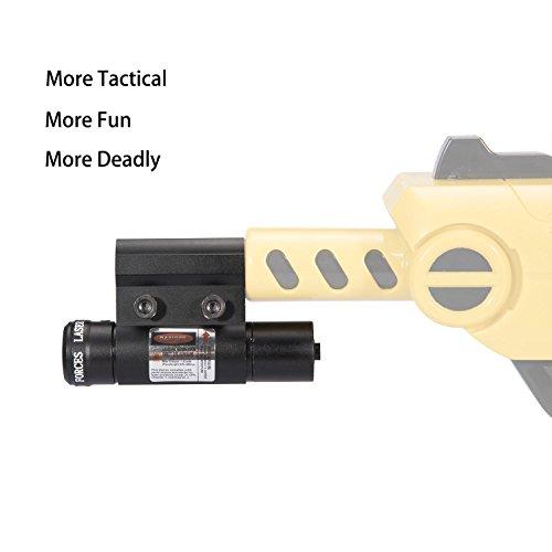 Deyard Laser Sight Insect Eradication Bug & A Fly Salt Shotgun Version 2.0 Lawn & Garden Eradication Beam Spot Aiming Sight in Red Color(Battery Included) by Deyard (Image #3)