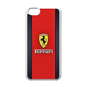 iPhone 5C Phone Case Ferrari C04121