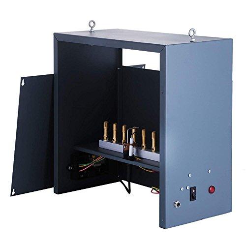 High Altitude Lp (Mophorn Autopilot CO2 Generator Liquid PropaneHigh Altitude Hydroponic Greenhouse CO2 8 Burner Generator LP Gas (8 Burner))