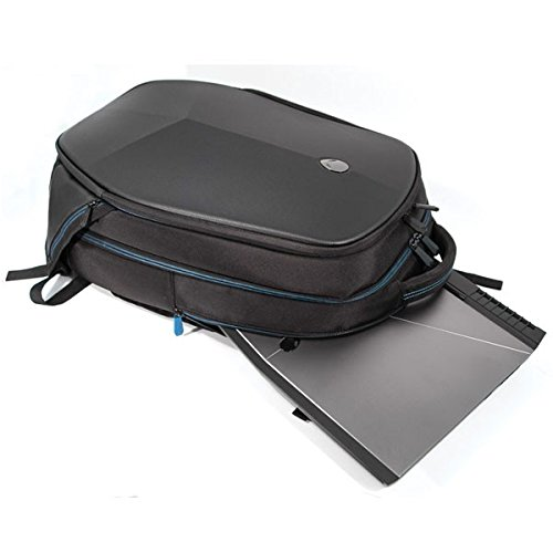 Dell Alienware 17'' Vindicator 2.0 Backpack, Black (AWV17BP-2.0) by Dell (Image #4)