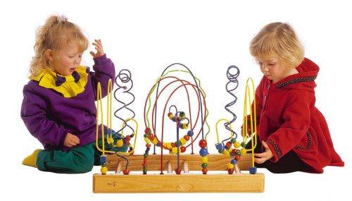 wire bead toy - 6