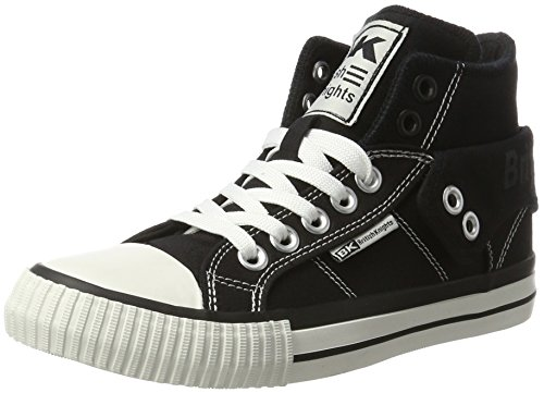 British Knights ROCO BK men trainer Sneaker B39-3733-02 black, shoe size:EUR 42