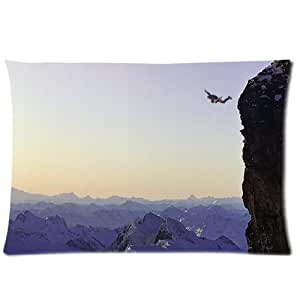 Courage Custom Zippered Pillow Cases 16X24 (Two Sides)