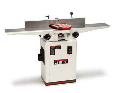 JET 708457DXK JJ-6CSDX 6-Inch 1 HP Jointer with Quick-Set Knive System, 115/230-Volt 1-Phase by Jet (Image #1)